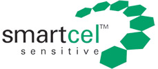 Smartcel sensitive logo