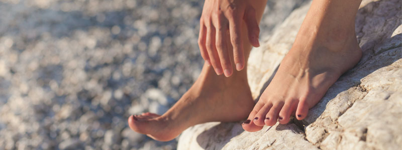Forebyg fodsår med pleje og gode strømper