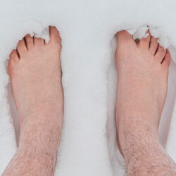 Har du varme fødder, eller problem med fodsved?